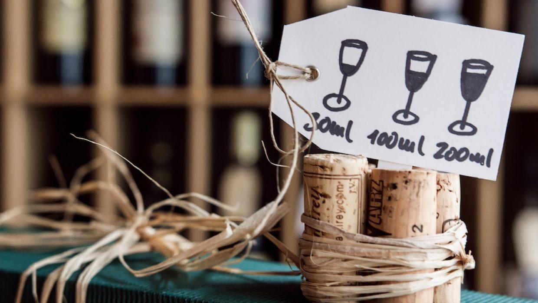 Wein und seine Unterschiede