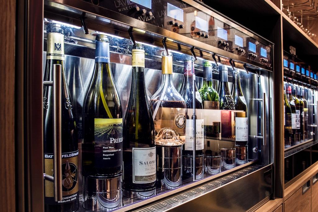 Weindispenser